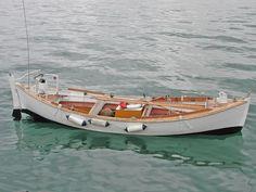 Un bote vacío