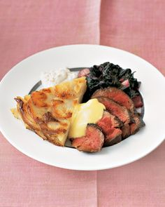 A meal featuring beef tenderloin is a delicious indulgence during this celebratory holiday season.