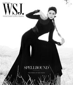 WSJ October 2016 Cover (WSJ)