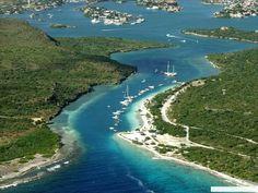 Barbara Beach Curaçao...some time ago...