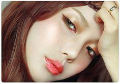 Make up:アイシャドウの色
