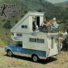 Double deck camper