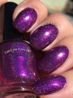 Lilypad Lacquer - Catch me if you can ( même version mini ;) )