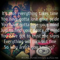 W.A.Y.S lyrics