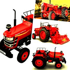 #Mahindra launches new range of 5 Agri Specialist #Tractors - #MahindrayUVO with advanced technology in the 30-45 HP range... Click Here for More Information: http://bit.ly/1Rpynay