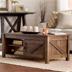August Grove Gilby Coffee Table
