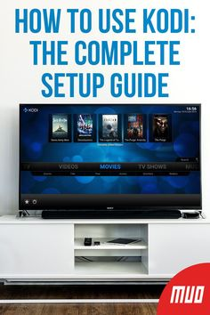 How to Use Kodi: The Complete Setup Guide --- Do you have a vast library of TV shows, movies, and music saved locally? If so then you probably need an efficient way to manage all your content. Alternatively, you might be looking for legal ways to access on-demand video and live television. Read on to learn how to install the Kodi software, how to navigate through the initial setup, and how to load repos and add-ons. #Kodi #GettingStarted #Streaming #OnlineStreaming #Entertainment