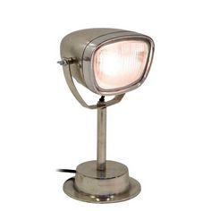 Vespa Table Lamp, Silver available online at Barker & Stonehouse. Browse our fabulous range today!