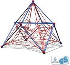 Dynamo Meteor Net Mini :: Net Climbers :: Commercial Playground Equipment