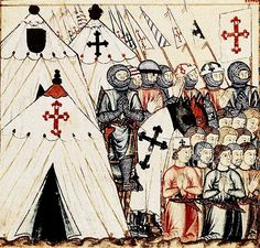 Cantigas_de_Santa_Maria-frontis 1280-The Muslim Woman who Survived a Siege