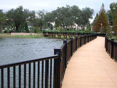 Water-proof Marina Pontoons Composite Floor,wpc decking