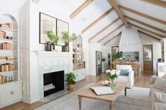Chip and Joanna make over a large mid-century home, taking full advantage of a hefty renovation budget to create grand, luxurious spaces that are classically elegant with a touch of French country.