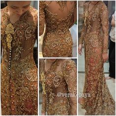 #kebaya #pengantin #weddingdress