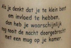 Leuke nederlandse tekst!
