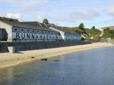 Bunnahabhain Destillery