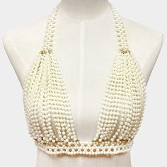 faux pearl choker necklace body bra swimsuit jewelry body chain faux pearl choker necklace body bra swimsuit jewelry body chainPearl (disambiguation) A pearl is a hard object produced by mollusks. Pearl may also refer to: Pearl Choker Necklace, Bird Necklace, Necklace Sizes, Drop Necklace, Pendant Necklace, Jóias Body Chains, Body Jewellery, Geometric Jewelry, Bustiers