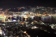 Nagasaki-city  Nightview
