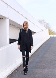 Outfit: Isabel Marant Bobbys