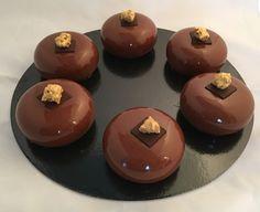 Recette de mon trianon aussi appelé royal chocolat : En version individuelles pour 8 personnes