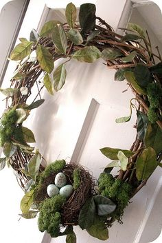 Great Ideas -- Spring Wreaths