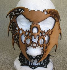 Wouldn't this be awesome for a steam punk masquerade? #steampunk