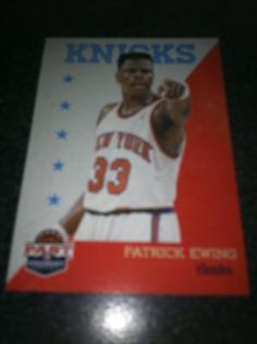 Patrick Ewing Brand New * 2011-12 Past & Present * NBA Basketball Card New York Knicks Free Ship $2
