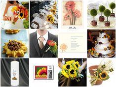 Sunflower Wedding Ideas... help