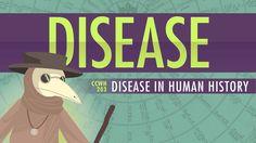 Disease! Crash Course World History 203  John Green