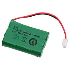 DOG COLLAR 750mAh Rechargeable  BATTERY  for TRI-TRONICS 1038100E, Mighty Mule