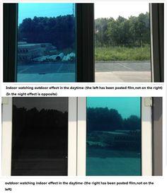 Ширина 30/40/50/60/70/80/85 по длине 100см серебро изоляции оконная пленка наклейки Солнечная светоотражающие одну сторону зеркало синий серебро