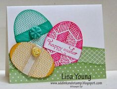 Stampin' Up! Easter by Add Ink and Stamp: Stamp Review Crew: Oh, Hello Edition