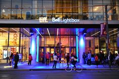 TIFF Bell Lightbox - the centre of the Toronto International Film Festival. But you can see great movies there all year round! Toronto Vacation, Sara Canning, Buying And Selling Houses, List Of Actors, Toronto Neighbourhoods, Tatiana Maslany, Meet Local Singles, International Film Festival, Dating Humor