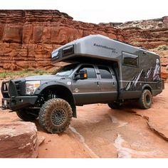 Get started on your truck camping adventure. Everything on truck bed camping from slide-in truck campers, popup truck campers, truck camper shells and Truck Camper, Truck Bed Camping, Motorcycle Camping, Camping Gear, Jeep Truck, Camping Hacks, Pickup Trucks, Adventure Campers, Off Road Adventure