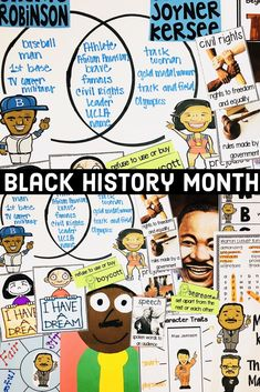 Martin Luther King and Black History Bundle Christine King Farris, Marthin Luther, Writing Graphic Organizers, Summary Writing, Social Studies Resources, Teacher Resources, King Jr, Martin Luther King, Black History Month