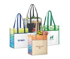 Horizons Laminated Shopper