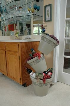 Excellent wine storage solution, and pretty too