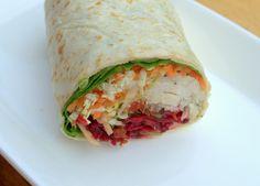 Vietnamese Style Chicken Wrap Roast Chicken, Rice Noodle, …   Flickr