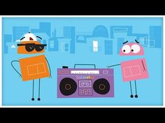 """""""That's A Rectangle,"""" Songs About Shapes by StoryBots - YouTube"""