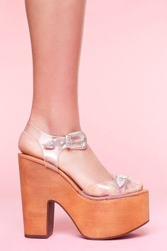 suspect platforms - jeffrey campbell. BOUGHT.
