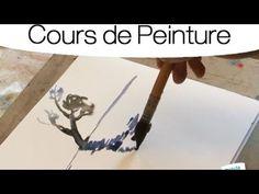 Apprendre à peindre un reflet à l'aquarelle