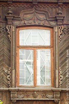 Резной наличник Челябинска №19