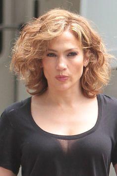 para melena en cabello pelo media mujer media melena llevar telva cortes pelo rizado corte shag ideal para