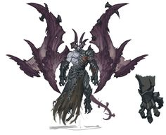 Samael, Darksiders