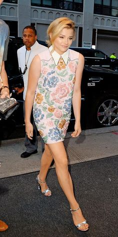 Chloë Grace Moretz Wins at Street Style, and Here's the Proof - August 18, 2014 from InStyle.com