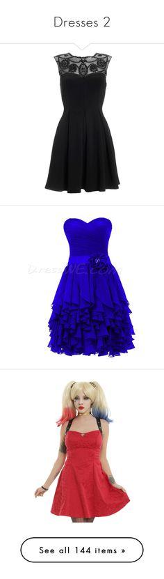 """Dresses 2"" by jen24610 ❤ liked on Polyvore featuring dresses, vestidos, short dresses, robes, black, short pleated dress, beading dress, lipsy dresses, beaded cocktail dress and dresswe"
