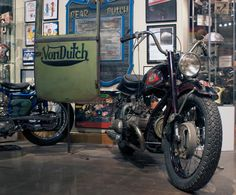 Von Dutch's XAVW Motorcycle got discovered in a barn... What's so special about that ?! Let's find out.     Before I'll get into d...