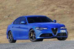 Nieuwe beelden van de Alfa Romeo Giulia Veloce