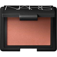 NARS Gina Blush - Gina (€28) ❤ liked on Polyvore featuring beauty products, makeup, cheek makeup, blush, gina and nars cosmetics