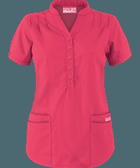 Looking for affordable scrubs that come in every color? Find high quality solid scrub tops, nursing uniforms and medical uniforms today at Uniform Advantage! Scrubs Outfit, Scrubs Uniform, Nursing Clothes, Nursing Dress, Stylish Scrubs, Medical Uniforms, Nursing Uniforms, Sewing Sleeves, Scrub Tops