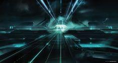Tron: Legacy concept art